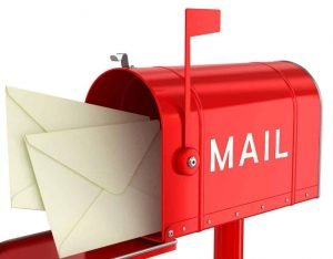 Direct Mail Mailbox