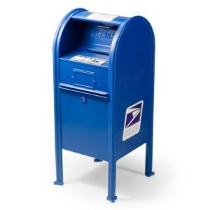 Direct Mail USPS Mailbox